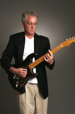 Doug playing the blues!