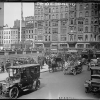 Ford's Model T on the streets of NYC, 1913